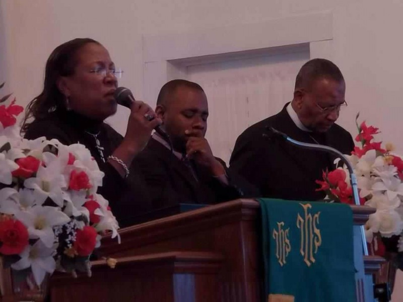 Live Oak AME Church, Vance SC Morning Worship
